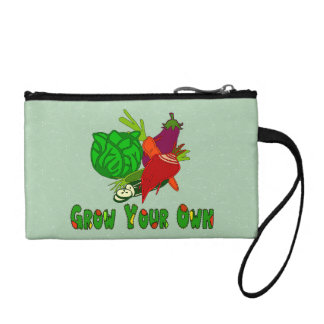 Grow Your Own Change Purse