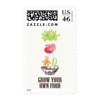 Grow Your Own Food Postage