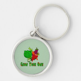 Grow Your Own Keychain