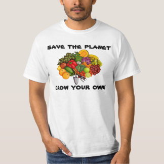 Grow Your Own, light shirt