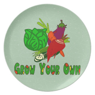 Grow Your Own Plates