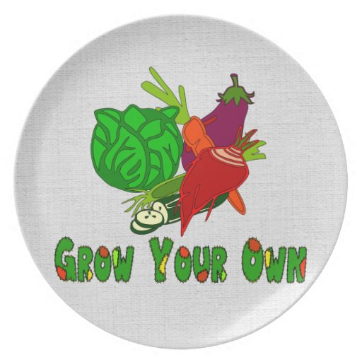 Grow Your Own Plate
