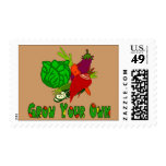 Grow Your Own Postage Stamp