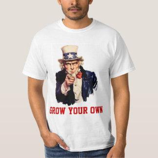 Grow Your Own Tee Shirt