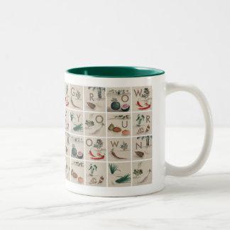 Grow Your Own Two-Tone Coffee Mug