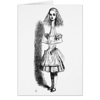 Growing Alice Card