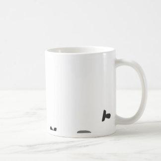 Growing Angry Icon Print Mug