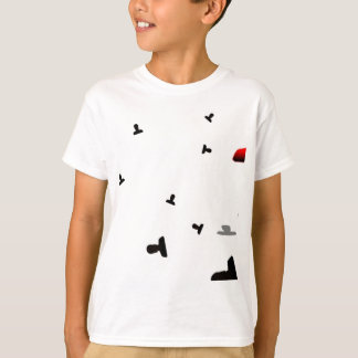 Growing Angry Icon Print T-Shirt