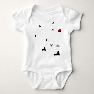 Growing Angry Icon Print T Shirt