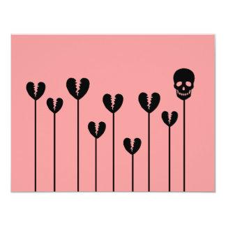 Growing Broken Hearts Card
