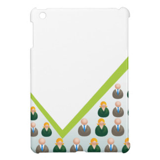 Growing Business People Network Cover For The iPad Mini
