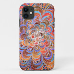 Growing Circle - geometric pattern - iPhone 11 Case