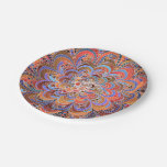 Growing Circle Paper Plate