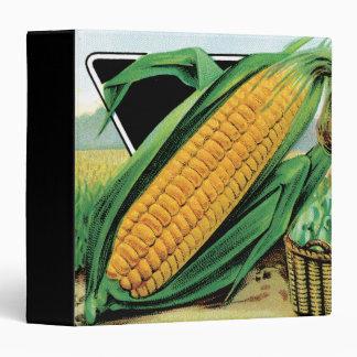 Growing Corn Binder