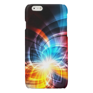 Growing Fractal Pattern Glossy iPhone 6 Case