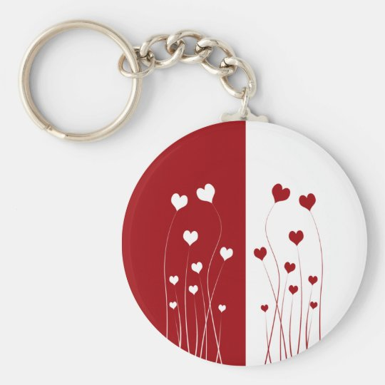Growing Hearts - Keychain