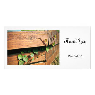 Growing Ivy Photo Card