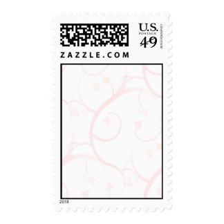 Growing love pattern stamp