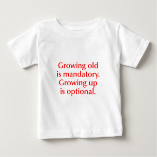 growing-old-opt-red.png t shirts