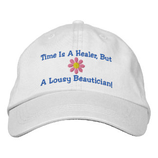 Growing Older Embroidered Hat