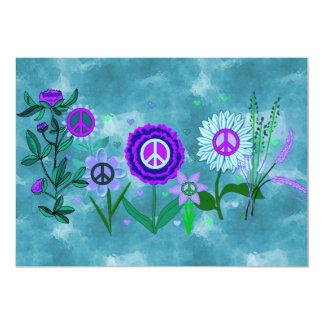 Growing Peace Card