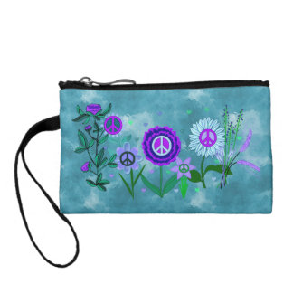 Growing Peace Coin Wallet