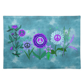Growing Peace Cloth Placemat