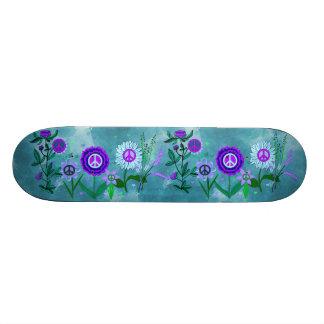 Growing Peace Skateboard Deck