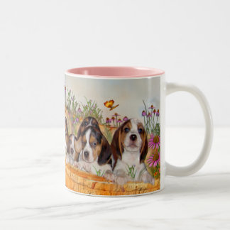 Growing Puppies Mug