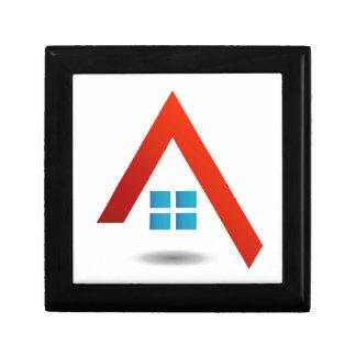 growing real estate market gift box