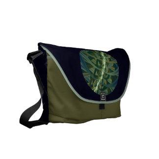 Growing Seed Moon Messenger Bag