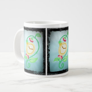 Growing Time Large Coffee Mug