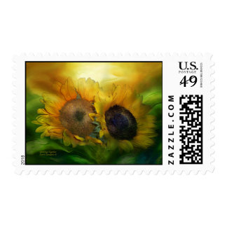Growing Together Postage