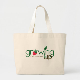 Growing Up Gardens Tote Bag