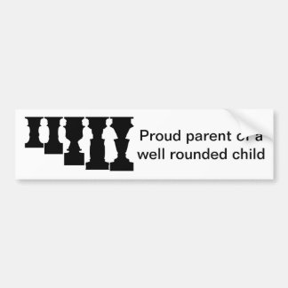 Growing up illusion bumpersticker bumper stickers