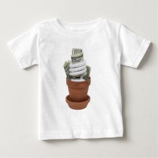 GrowingGreenCostEffective062709 Baby T-Shirt