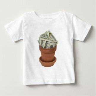GrowingSavingsPot062709 Baby T-Shirt