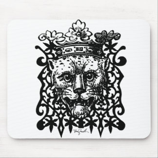 Growl Mouse Pad