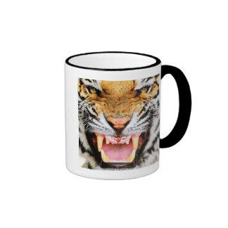 Growl Snarl Ringer Mug