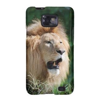 Growling Lion  Samsung Galaxy Case Galaxy SII Case