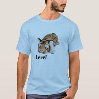 Growling Tiger T-Shirt