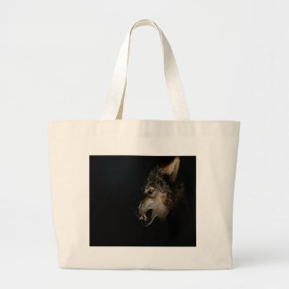 Growling Wolf Bags