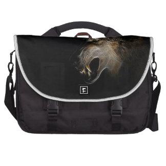 Growling Wolf Commuter Bag