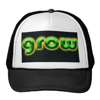GROWLOGO GORRA