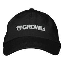 GROWLr Adjustable Hat