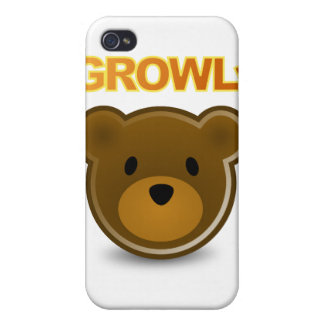 GROWLr iPhone 4 Case