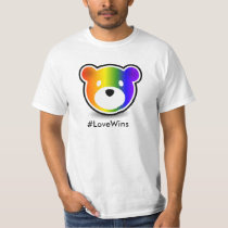 GROWLr #LoveWins Light T-Shirt