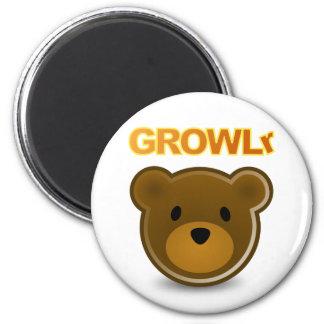 GROWLr Magnet