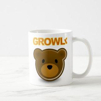 GROWLr_TShirt Taza Clásica