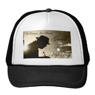 GROWN FOLX NO EXCUSES HAT